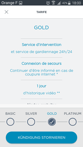 Wie Kann Ich Mein Dienst Verwalten Somfy Protect Kundendienst